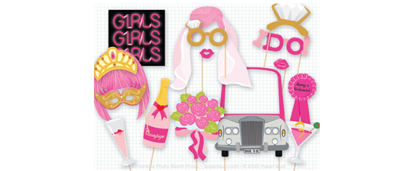 Accessorising Your Hens Party Celebration